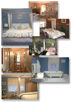 Glenmorey Country House Bed And Breakfast Inn Placerville Ca