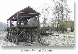 Sutter's Mill at Coloma